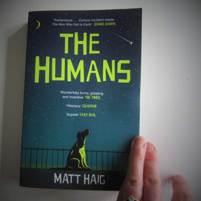 The Humans. Matt Haig. Survival. Book Review.
