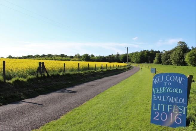 Ballymaloe Kerrygold Litfest 2016