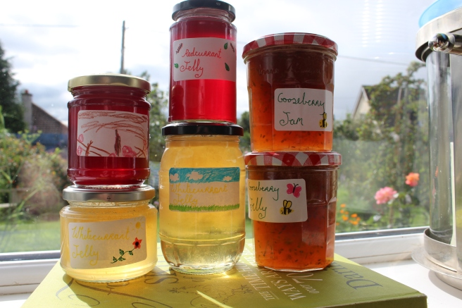 whitecurrant jelly, redcurrant jelly, gooseberry jam, Darina Allen, Forgotten skills