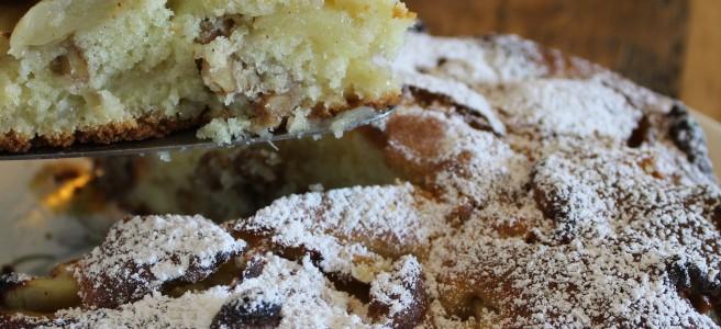 Jewish Apple Cake recipe.