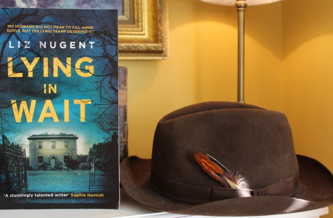 book review of Liz Nugent's thriller Lying in Wait.