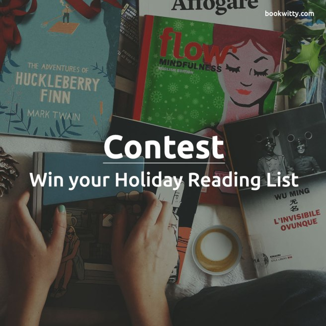 Bookwitty Holiday Contest.