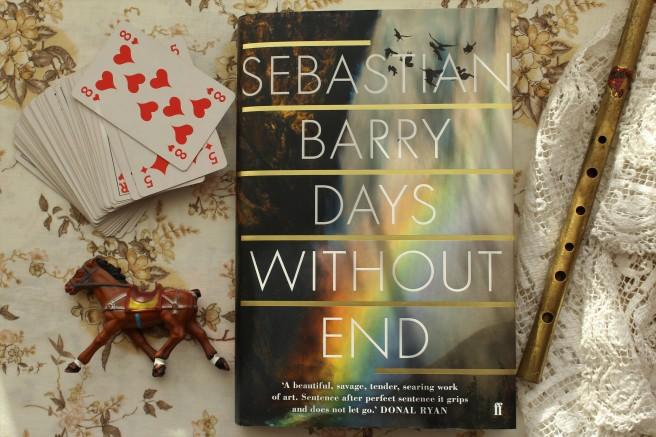 Sebastian Barry. Days Without End.