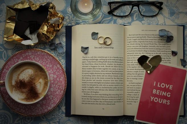 The Course of Love by Alain de Botton.