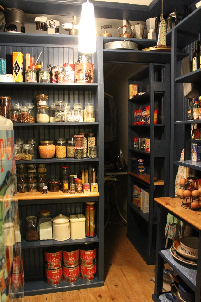 pantry, secret door