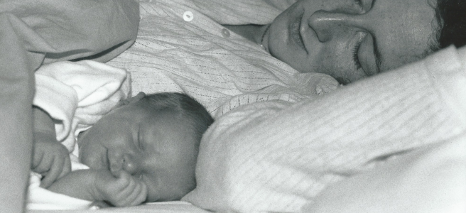 Sultanabun and son, 1999.