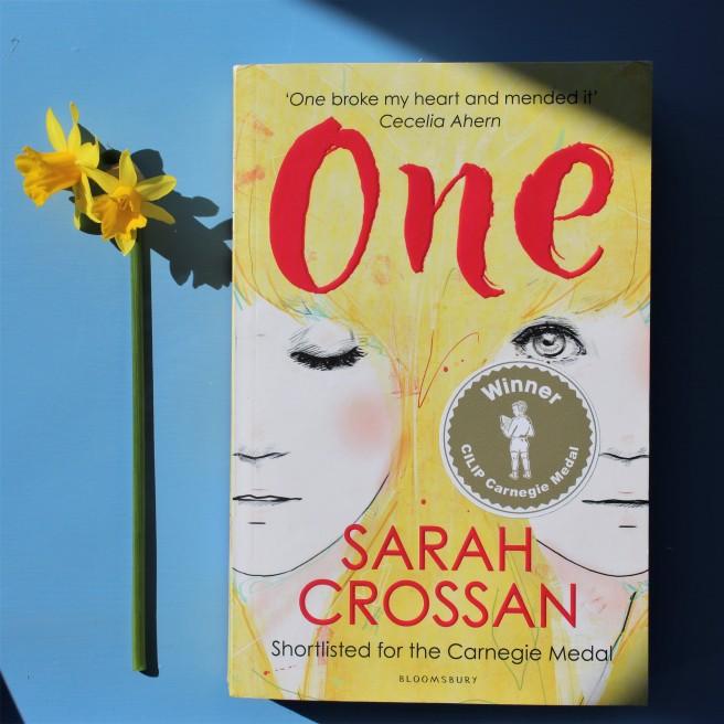 One. Sarah Crossman. review.