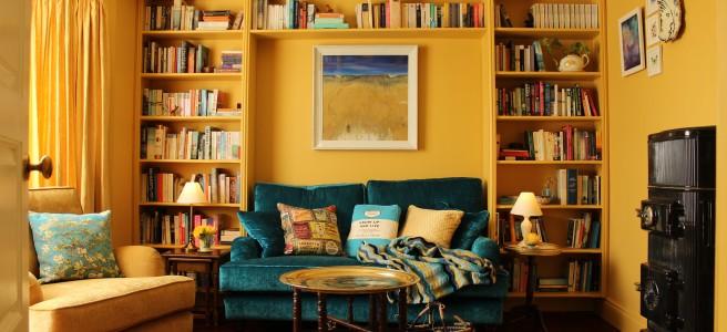 book room dream comes true.