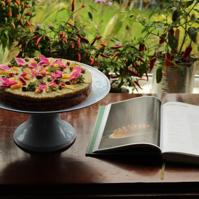 Sicilian Cassata Cake. Rory O'Connell.